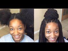 How To: Marley Twist Tutorial [Video] - http://community.blackhairinformation.com/video-gallery/braids-and-twists-videos/how-to-marley-twist-tutorial-video/