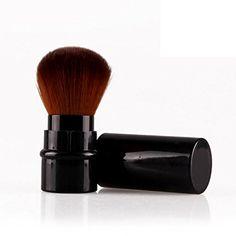 Retractable Makeup Brushes Powder Foundation Blush Face Brush Maquiagem Make up Cosmetic Tools It Cosmetics Concealer, It Cosmetics Foundation, Mineral Cosmetics, It Cosmetics Brushes, Makeup Cosmetics, Eyeshadows, Foundation Brush, Powder Foundation, Cream Contour