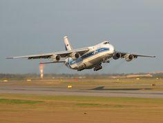 Antonov An-124 Aircraft