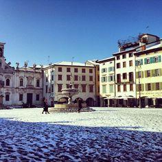 Piazza San Giacomo #Udine #fvg #italy