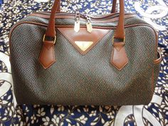 vintage bags on Pinterest | Gianni Versace, Bucket Bag and Black ...