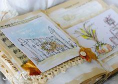 Art Journal www.sheilarumney.com