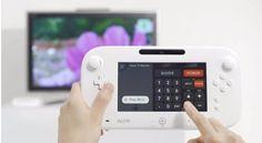 Nintendo presenta varios detalles de su nueva Wii U