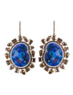 Kimberly McDonald earrings.