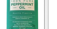 About the Product  HIGHEST POSSIBLE PURITY AND GRADE OF PEPPERMINT OIL - Our Peppermint Essential  Oil is Grade A and Therapeutic Grade which Means You Are Getting the Most Pure and Highest Quality Peppermint Oil on the Market. We Invite You to Compare To Other Brands - You will NOT Be disappointed!EXPERIENCE THE MANY BENEFITS OF PURE PEPPERMINT OIL - Peppermint Oil Has Many Therapeutic and Aromatherapy Benefits For Skin Hair General Wellbeing and Breathing.NATURAL INSECT AND RODENT…