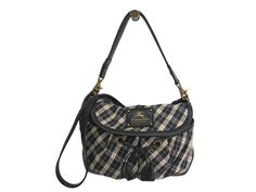 #Burberry Shoulder Bag Check Pattern Canvas/Leather Multicolor (BF104289): All of #eLADY's items are inspected carefully by expert authenticators who have years of experience. For more pre-owned luxury brand items, visit http://global.elady.com