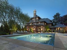 Vancouver Mansion: The Mayfair