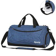 4c8e8a9b96a2 CLHFJ Swimming Gym Bags Handbags Gymtas Yoga Mat Bag for Men Fitness  Training Sports Travel Outdoor