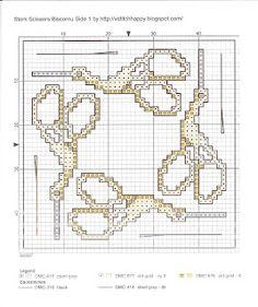 Needlework Set - Part 3 - Biscornu