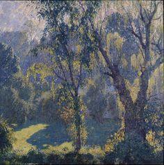 Daniel Garber, 1916, 39x39''