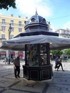 Guard House, Shops, Wide World, Azores, Most Beautiful Cities, Pavement, Portuguese, Gazebo, Travelling