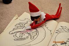 Our Favorite Elf on the Shelf Ideas
