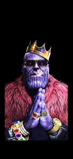Thanos Marvel, Marvel Art, Original Iphone Wallpaper, Hypebeast Wallpaper, Hip Hop Art, Avengers Wallpaper, Gaming Wallpapers, Abstract Portrait, Marvel Cinematic