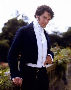 Colin Firth, Mr. Darcy, Pride & Prejudice (1995)