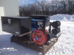 Custom Built Welding Trailers   ottawa mobile welding