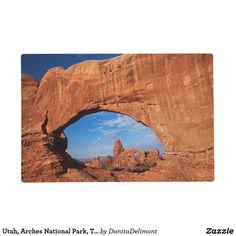 National Parks Gift National Parks Art Grand Canyon Placemat Grand Canyon National Park
