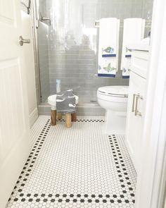 26 bathroom tile designs for a vintage or antique bathroom merola