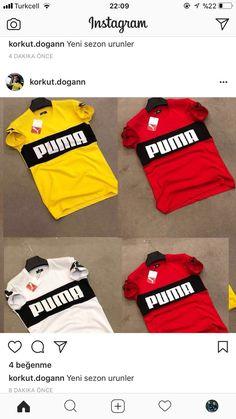 Adidas Originals Tshirts, Camisa Floral, Puma Outfit, Combat Shirt, Outfit Grid, Toddler Boy Outfits, Pumas, Joggers, Shirt Designs