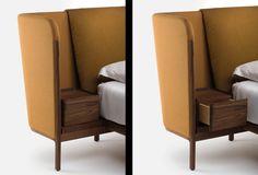 Viewing Nichetto 112 (UK/EU) Low Dubois Bed Product