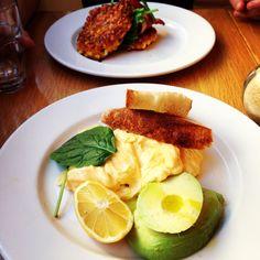 Bills Scrambled Eggs   Sydney City guide- 11 restaurants that give Melbourne a run for her money   meltingbutter.com