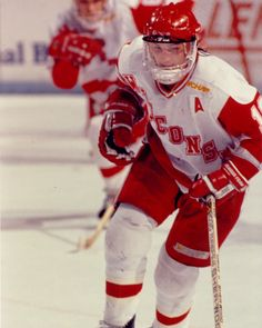 "We had a ""Photo of the Day"" a couple weeks ago of Gary Shuchuk, but it's timely again with the LA Kings starting tonight in the Stanley Cup Finals. Shuchuk was on LA's last Stanley Cup Final team in 1993. Read more... http://host.madison.com/sports/blog/uw-men-s-hockey-shuchuk-fondly-recalls-cup-run-in/article_4a2ac676-aa48-11e1-9191-0019bb2963f4.html"
