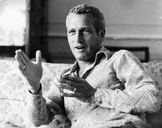 Paul Newman- a real star..