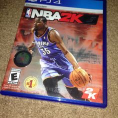 I'm selling my NBA 2k15 for PS4 Very good condition only played 5 times Other