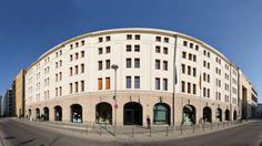 Immobilie – Das Bauministerium bekommt einen Erweiterungsbau – Berlin – Aktuelle Nachrichten – Berliner Morgenpost Aus drei mach eins: Dank des Neubaus sollen die insgesamt …