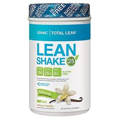 Meal replacement shakes without artificial sweeteners
