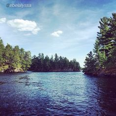 A little piece of paradise in Voyageurs National Park in Minnesota. #OnlyinMN