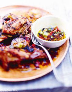 10 idées de marinades pour transcender le blanc de poulet - poulet boucane