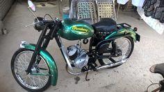 moto broadway  100cc