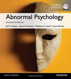 Abnormal psychology 9th edition pdf psihijatrija pinterest abnormal psychology 17th edition global edition isbn 10 1292157763isbn 13 fandeluxe Images