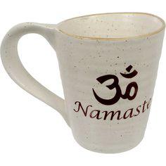 Om Namaste Coffee Mu