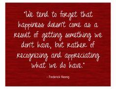 <b>Happiness</b>-<b>Quote</b>-Frederick-Keonig - Vidya Sury