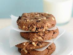 Schoko-Haselnuss-Cookies ist ein Rezept mit frischen Zutaten aus der Kategorie Plätzchen. Probieren Sie dieses und weitere Rezepte von EAT SMARTER!