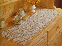 Crochet Art: Square Crochet Motif