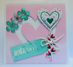 "Inspiration using our ""Love and Kisses"" kit - 21"