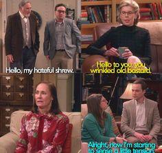 Tv Funny, Super Funny Memes, Funny School Memes, Hilarious, Big Bang Theory Quotes, Big Bang Theory Funny, Tv Show Quotes, Movie Quotes, Funny Pictures With Captions