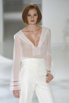 Jasper Conran at London Fashion Week Spring 2009 - Livingly
