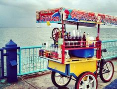 Carrito de Cepillaero! #Maracaibo #ElPapaDeLosPollitos jajajaja