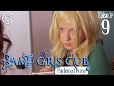 """BAMF GIRLS CLUB (Ep. 9): """"The Case of the Purloined Purse"""" (Starring: Veronica Mars) - YouTube   I missed this girls, even Bella."""
