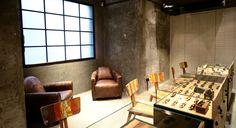 Visual Culture optical flagship store, Hong Kong store design