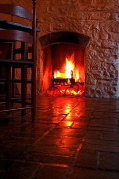 fireplaces......it looks warm doesn't it?