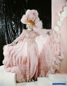 Lucille Ball production still from Ziegfeld Follies (1946)
