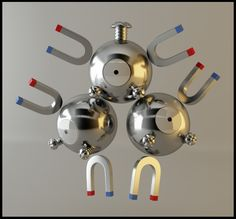 Magneton in Real Life