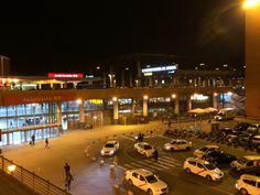 マドリードのアトーチャ駅