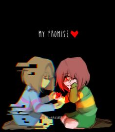 ?????'s Promise (Glitchtale) by kiacii-official