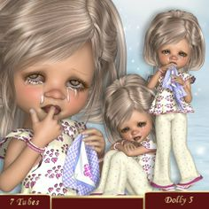 Dolly 5 [Elisa Design] - $3.60 : Inspirations Of Scraps Friends