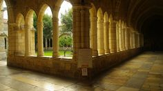 Fotos de: Santander - Claustro de la Catedral de Nuestra Sra  de la Asun...